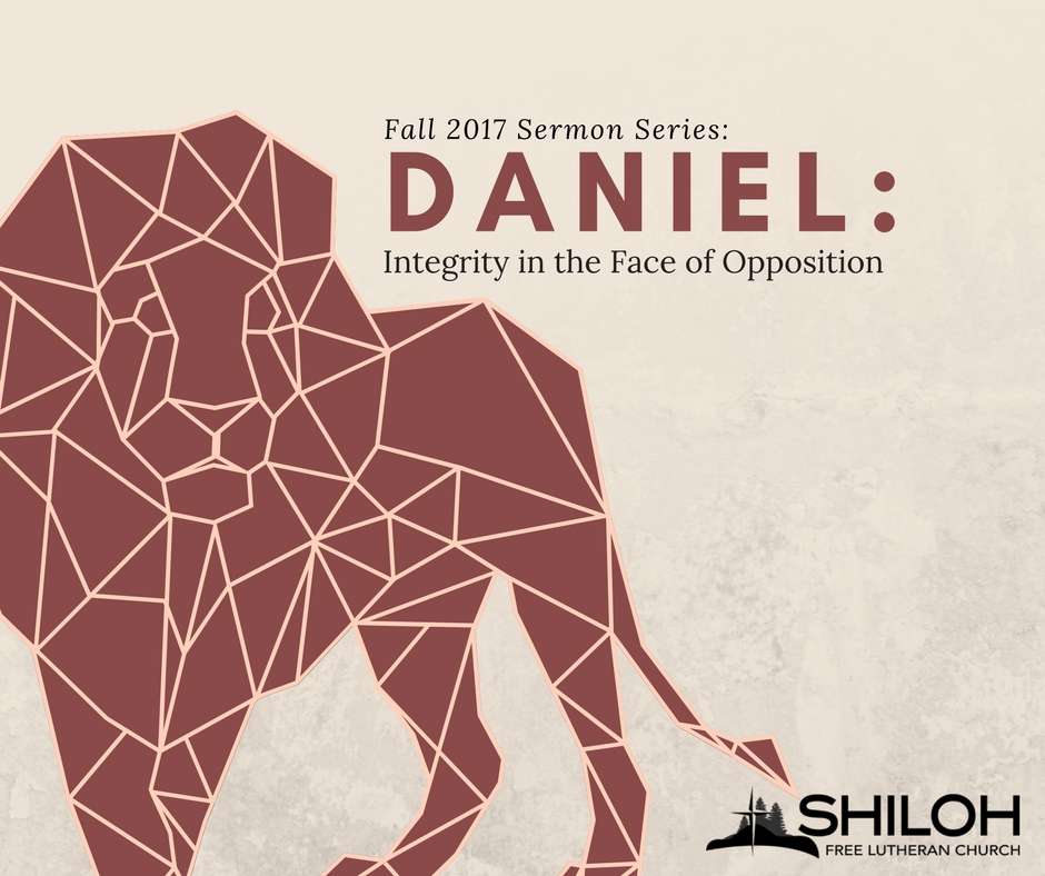 Daniel- Part 1: The Exile