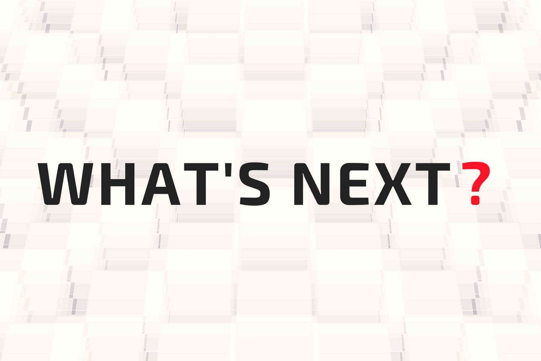 What's Next? #2- What is Heaven Like?