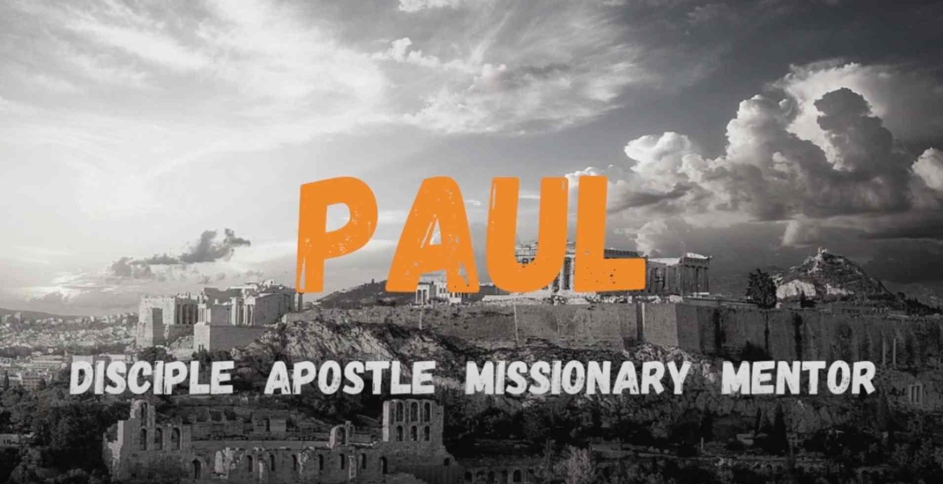 Paul: Part 2